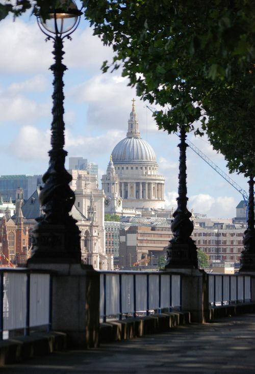 cathedral st paul's dome
