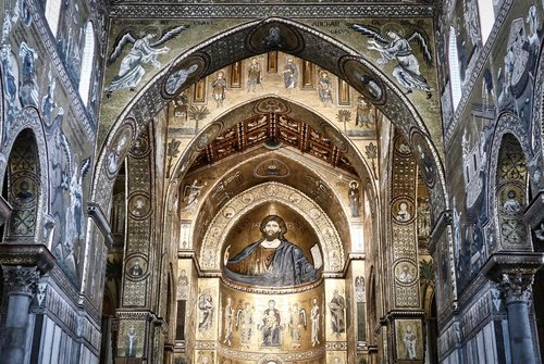 cathedral  dom  monreale
