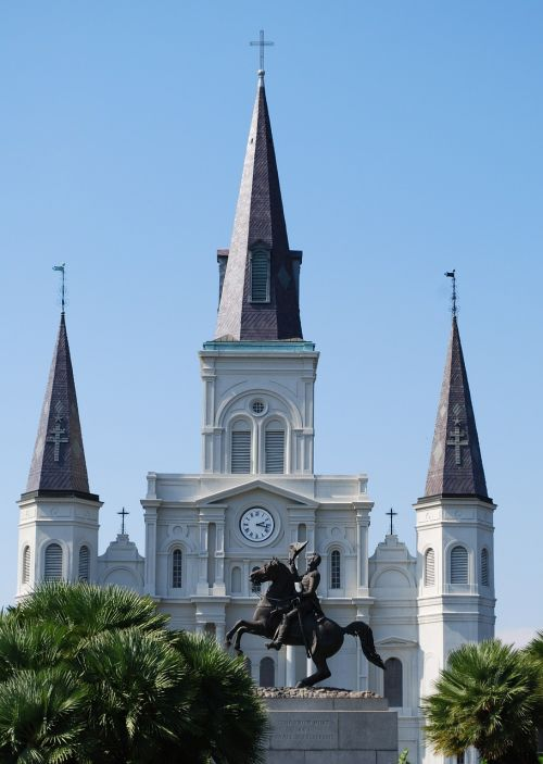 cathedral new orleans st louis cathedral