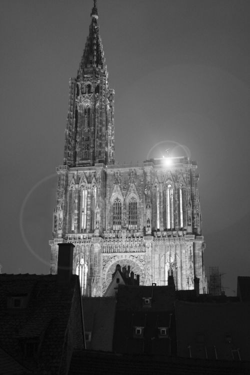 cathedral strasbourg alsace