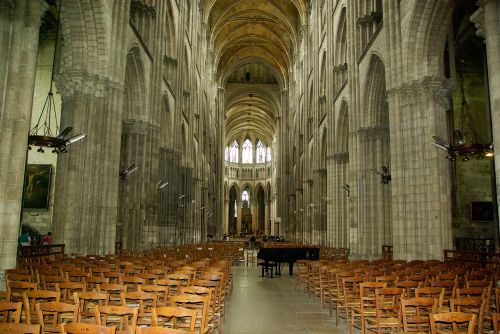 cathedral rouen normandy