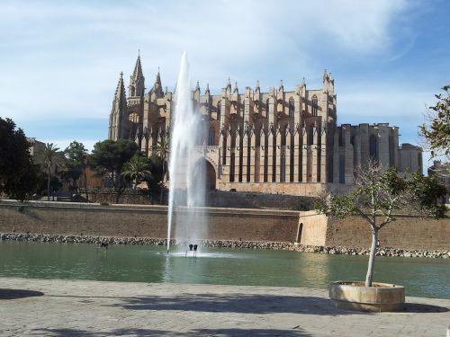 cathedral palma mallorca
