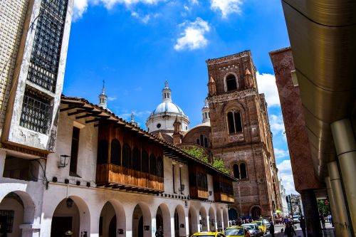 cathedral of cuenca architecture travel