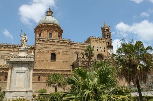 Palermo katedra,sicilija,italy