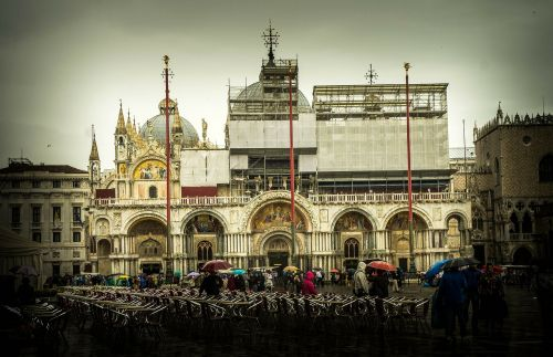 cathedral san marco st mark's square piazza san marco