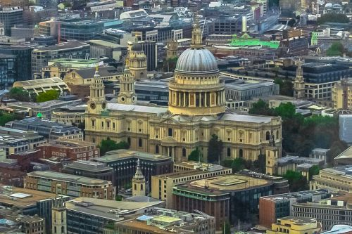 cathedral of st paul london building
