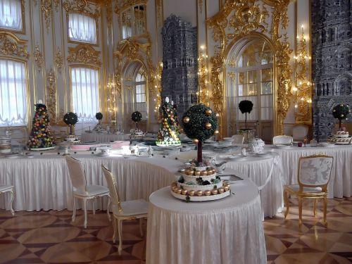 catherine's palace rooms splendor