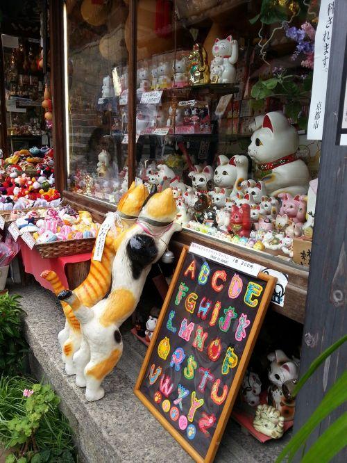 cats cat figurines decorative item