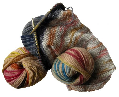 cat's cradle wool mesh