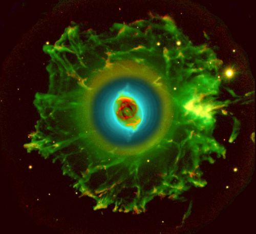 cat's eye nebula ngc 6543 planetary fog