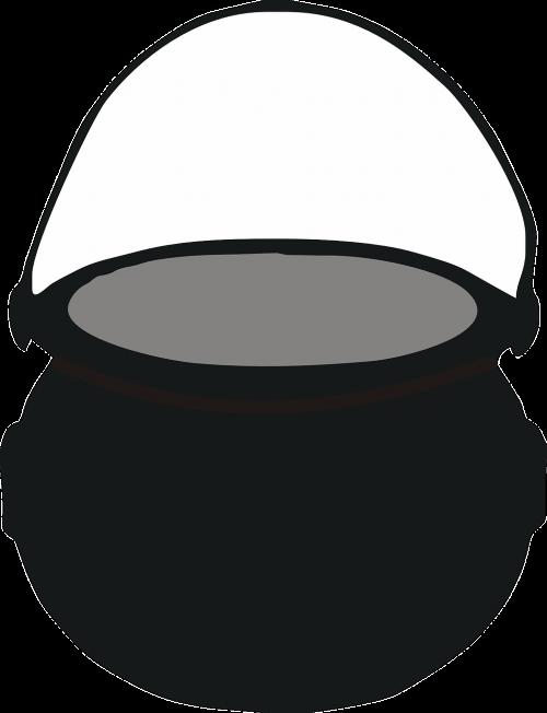 cauldron pot cooking