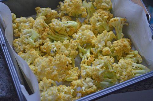 cauliflower vegan food