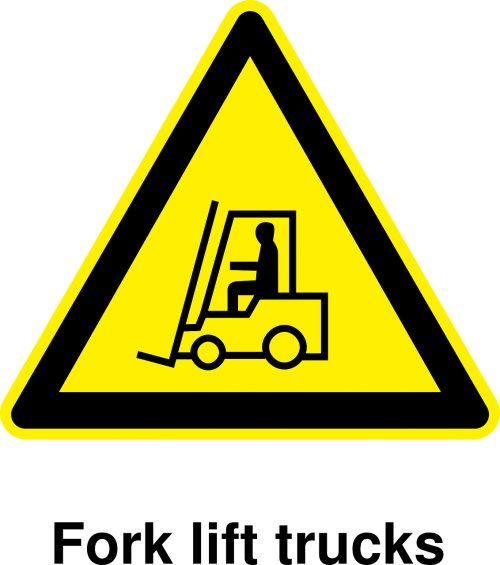 caution sign warning sign construction zone