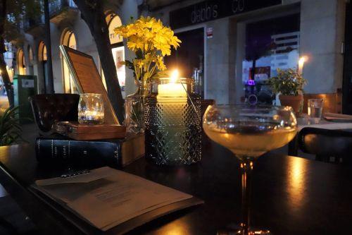 cava evening bar