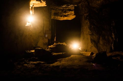 cave quarry subterranean