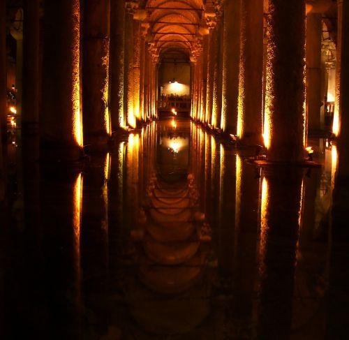 cave columnar mirroring