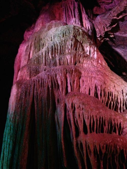 cave nature impressive