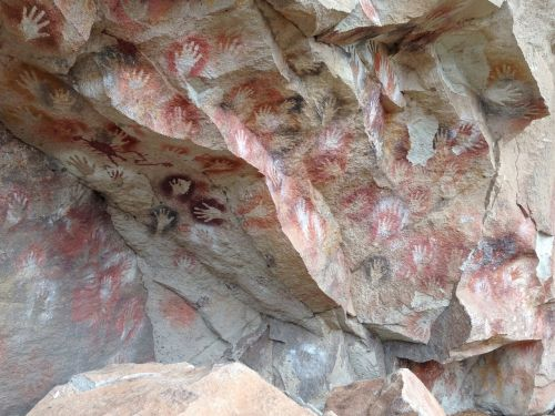 cave painting patagonia