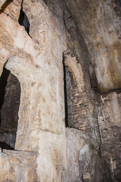 cave old arabic passage