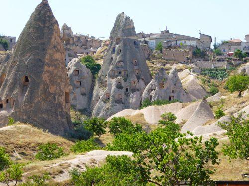 urvų būstuose,Turkija,izmir