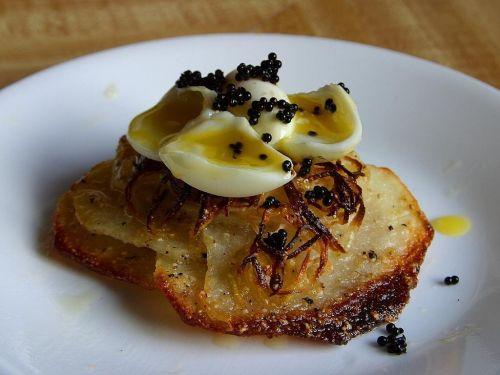 caviar quail eggs noble