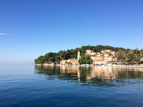 cavtat croatia sea