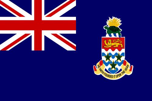 cayman islands flag national flag