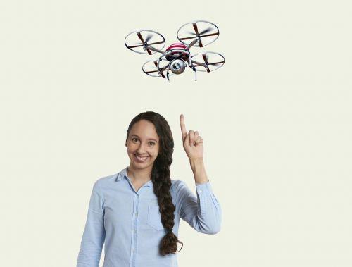 cctv quadrocopter camera