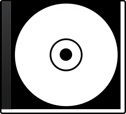 cd compact disc icon