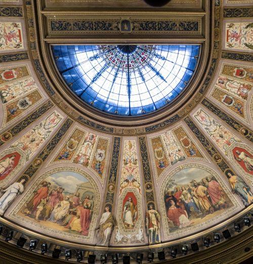 ceiling congress madrid