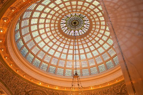 ceiling  dome  inside