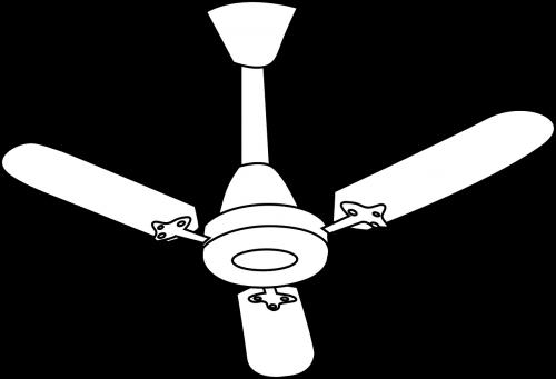 ceiling fan fan air conditioning