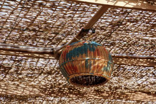 ceiling lamp orient oriental