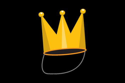 celebration cape  crown  celebration