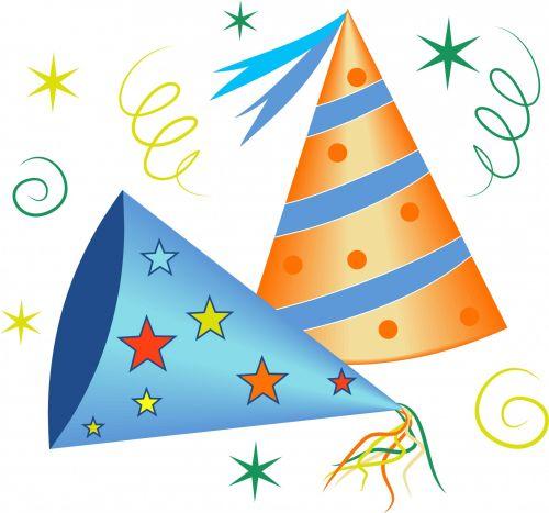 Celebration Party Hats