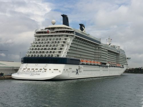 celebrity eclipse cruise liner passenger ship