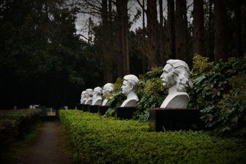 celebrity forest einstein marie curie