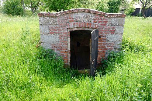 cellar old underground
