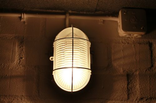 cellar lamp masonry keller