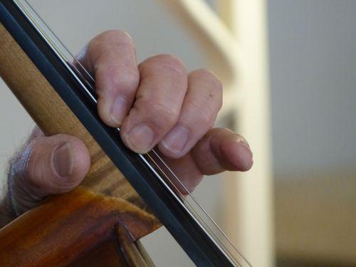 Cellist Fingers