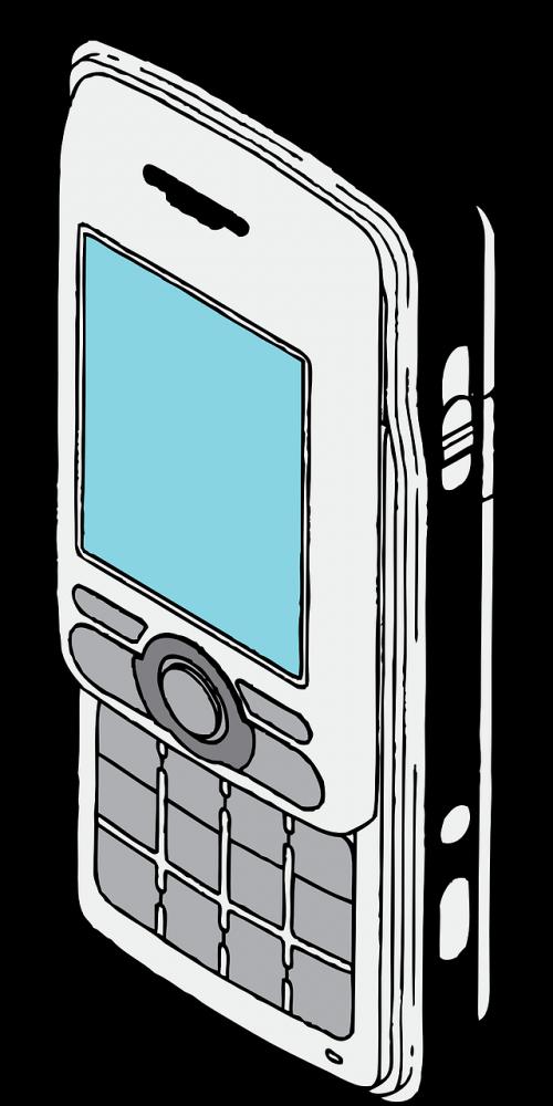 cellphone mobile-phone candybar phone