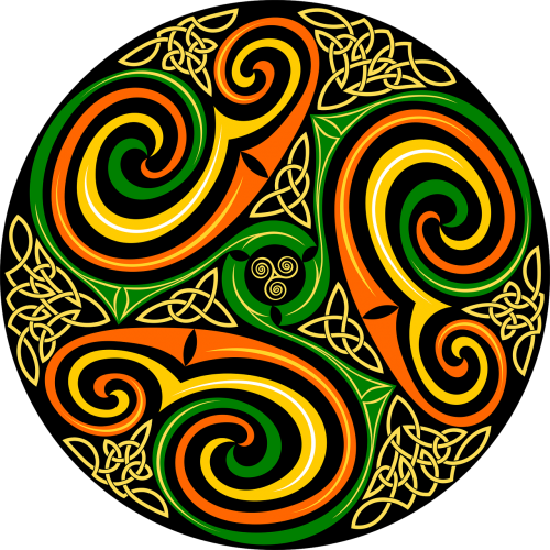 celtic celts circle