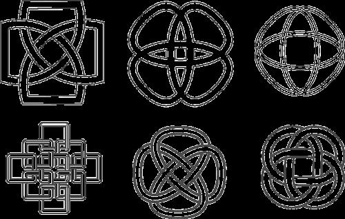 celtic knots designs