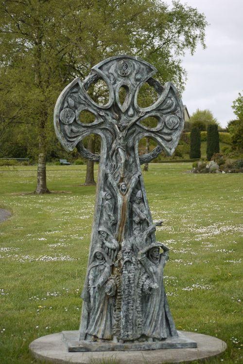 celtic cross religion