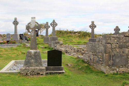 celtic graveyard cemetery