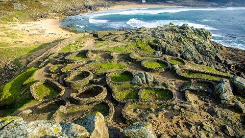 celtic village  costa  castro