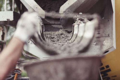 cement concrete construction