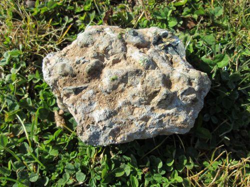 Cement Chunk 1