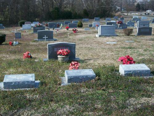 cemetery graveyard memorial markers