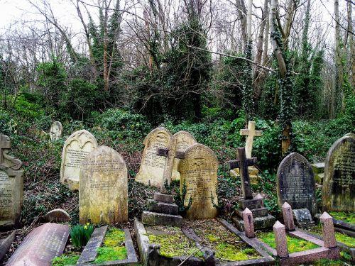 cemetery grave tombstone